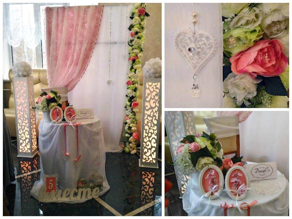 Свадебная флористика в Тольятти