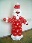 фигура Дедушки Мороза