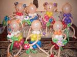 Куклы-подарки для гостей