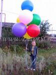 Доставка шаров любых размеров и цветов