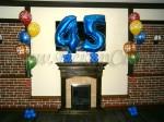 45 лет в кафе