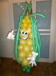 кукуруза из шаров