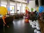 танцующие шары