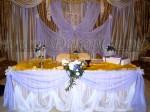 Украшение серебряной свадьбы