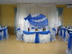 украшение свадьбы Транспортник