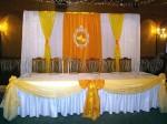 осенняя свадьба в Рандеву