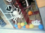 паучок из шариков