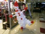фигура снеговика