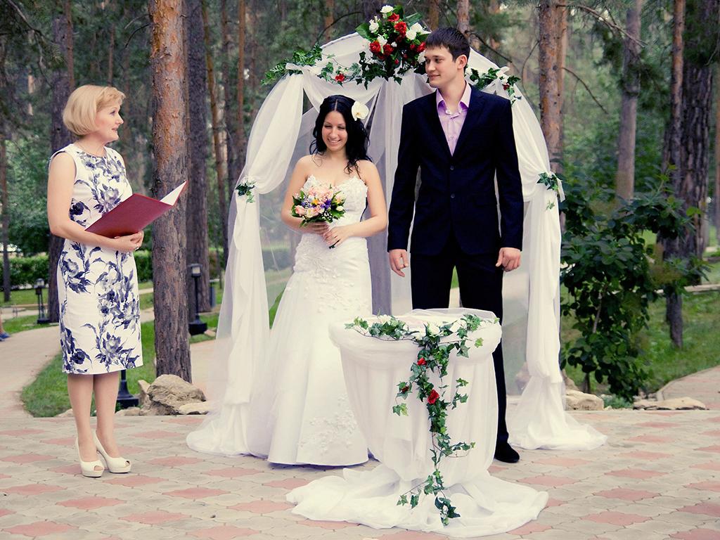 Выездная регистрация брака в Тольятти