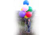 Доставка шаров и фигур из шаров в Тольятти