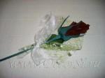 Конфета-роза в подарок