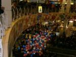 Сброс шаров в Парк Хаус г.Тольятти