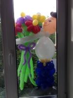 кавалер из окна